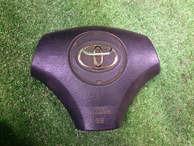 Подушка безопасности в руль Toyota Corolla 120 3ZZ-FE