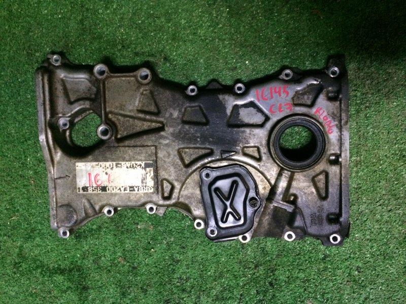 Крышка двигателя Honda Accord CL7 K20A6 2003