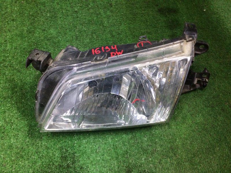 Фара Mazda Demio DW3W B3 2000 передняя левая