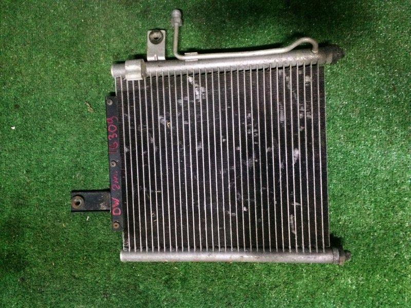 Радиатор кондиционера Mazda Demio DW3W B3 2000