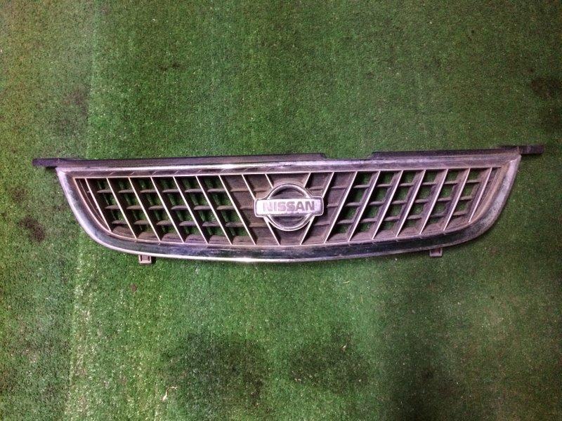 Решетка радиатора Nissan Sunny FB15 QG15 2000