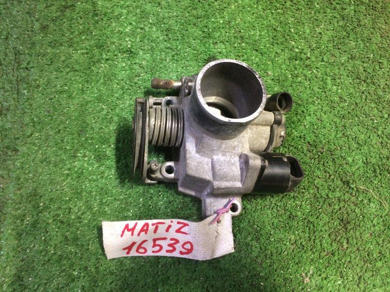 Заслонка дроссельная Daewoo Matiz M100 F8CV 2008