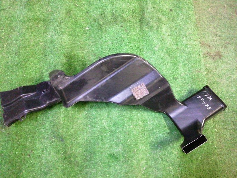 Воздуховод в ноги Mitsubishi Lancer 9 CS1A 4G13 2004 правый