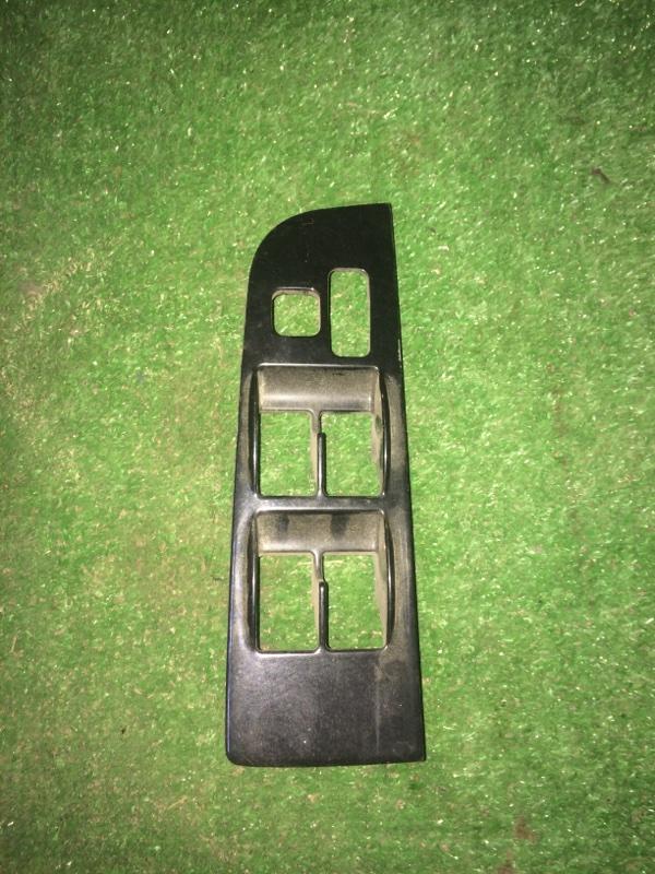 Накладка блока стеклоподъемников Toyota Carina AT210 4AGE 1998