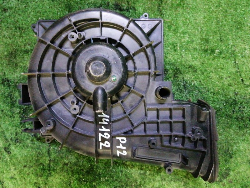 Мотор печки Nissan Primera P12 QG18 2003