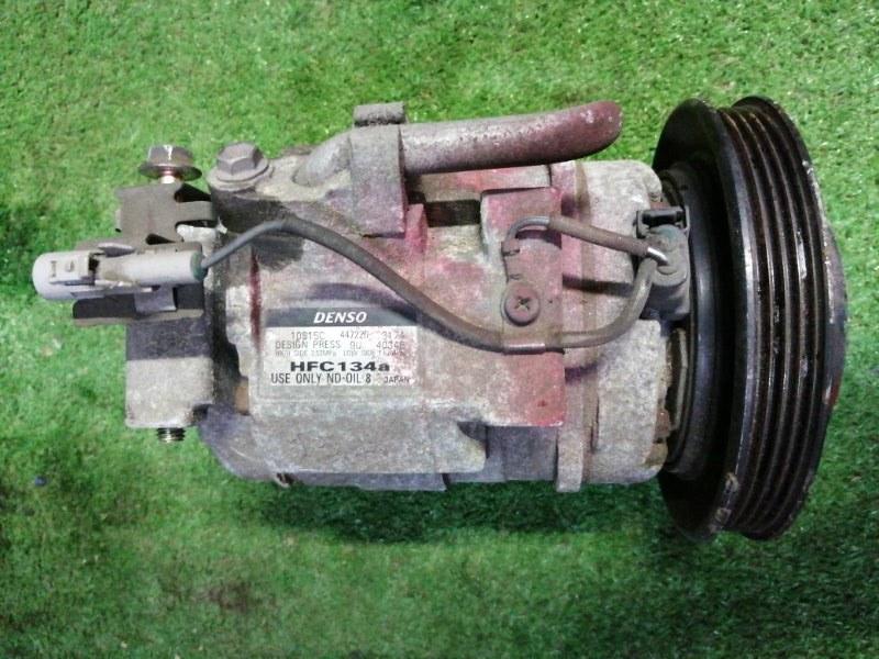 Компрессор кондиционера Toyota Altezza GXE10 1GFE 2000