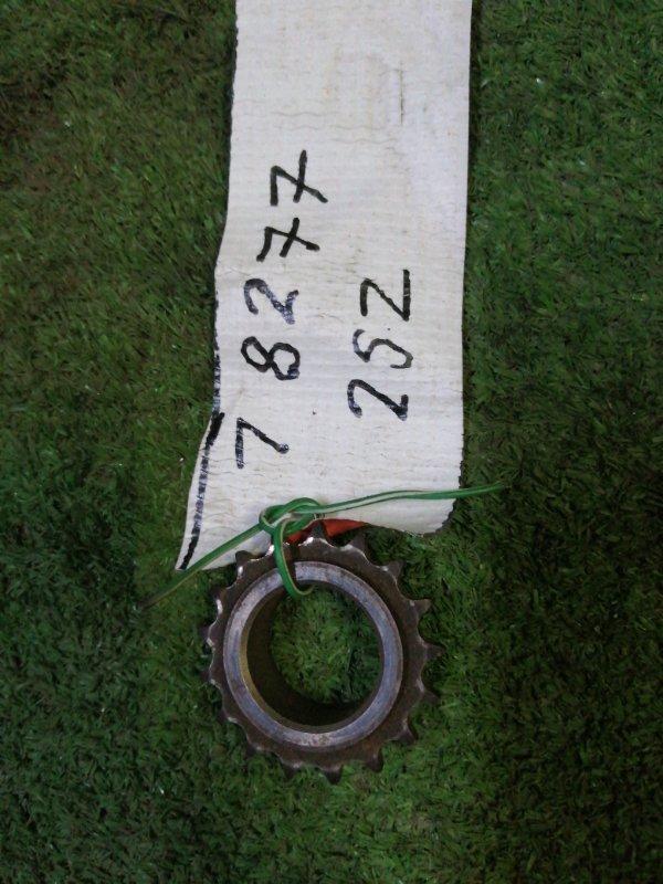 Шестерня коленвала Toyota Ractis SCP100 2SZ-FE 2006