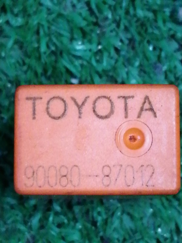 Реле Toyota Avensis AZT250 1AZ-FSE 2003