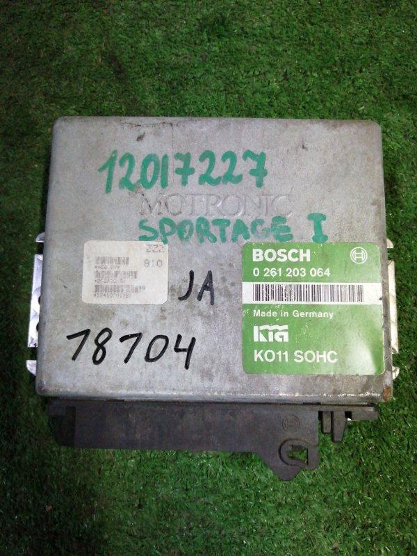 Блок управления двигателем Kia Sportage JA FE 1993