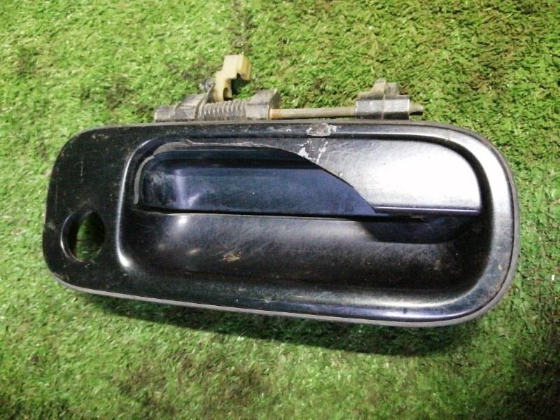 Ручка двери наружняя Toyota Camry SV35 3S-FE 1993 передняя правая