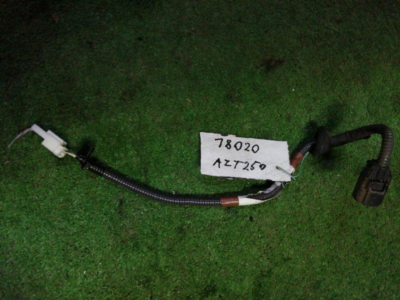 Разъем датчика положения кузова Toyota Avensis AZT250 1AZ-FSE 2003 передний