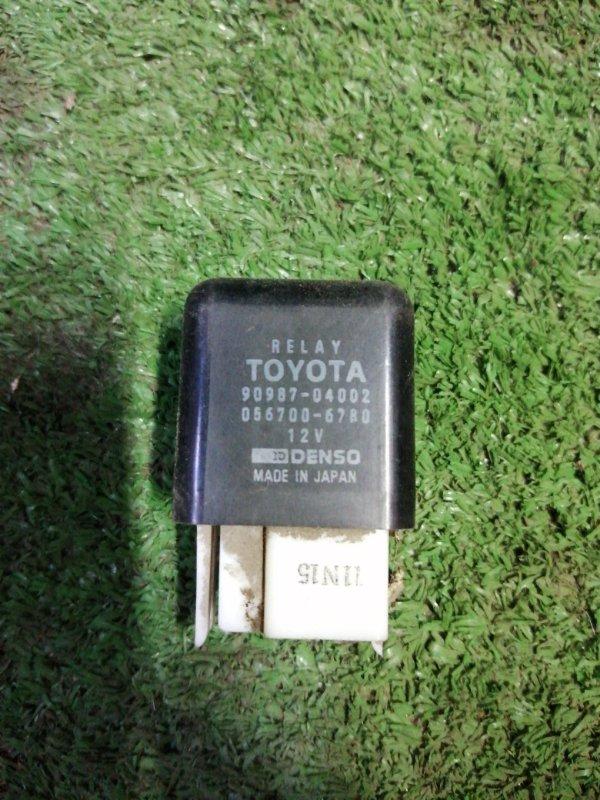 Реле Toyota Camry SV35 3S-FE 1993