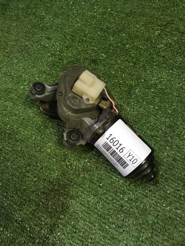 Мотор стеклоочистителя Nissan Ad WEY10 CD20 1995 передний