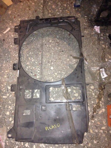 Диффузор радиатора Citroen Xsara Picasso 2000