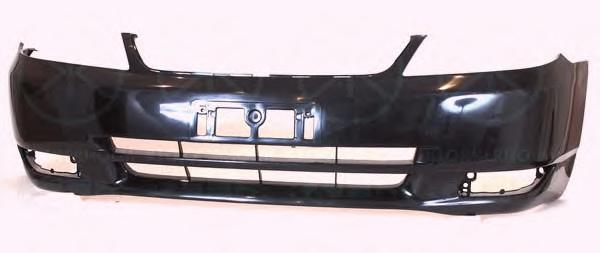 Бампер Toyota Corolla NZE121 передний