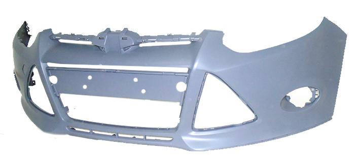 Бампер Ford Focus Iii 11 передний