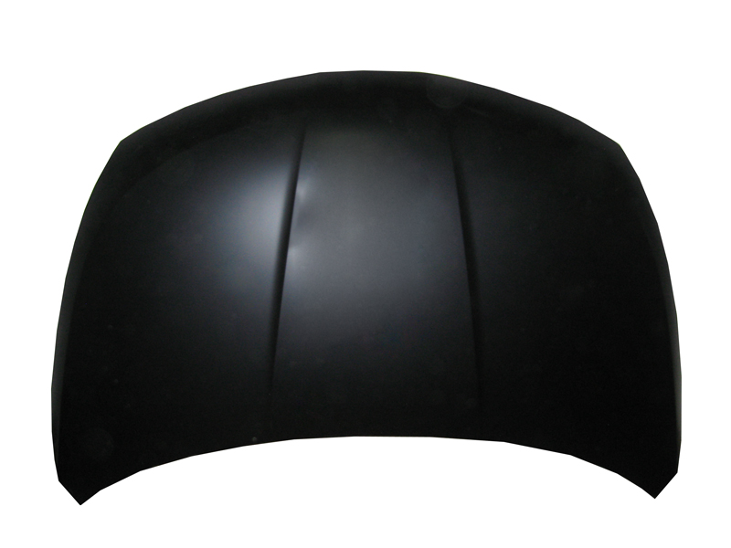 Капот Nissan Tiida 04