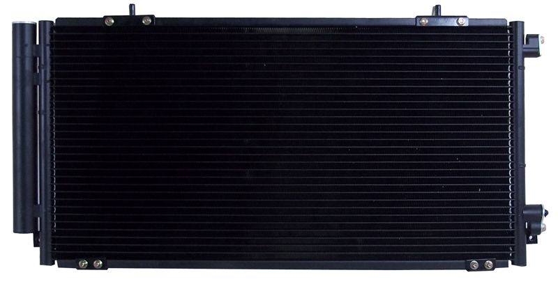 Радиатор кондиционера Subaru Legacy
