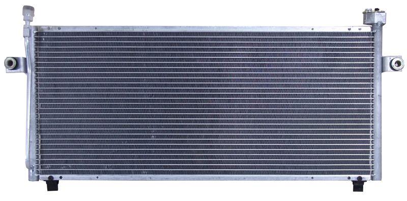 Радиатор кондиционера Nissan March K11