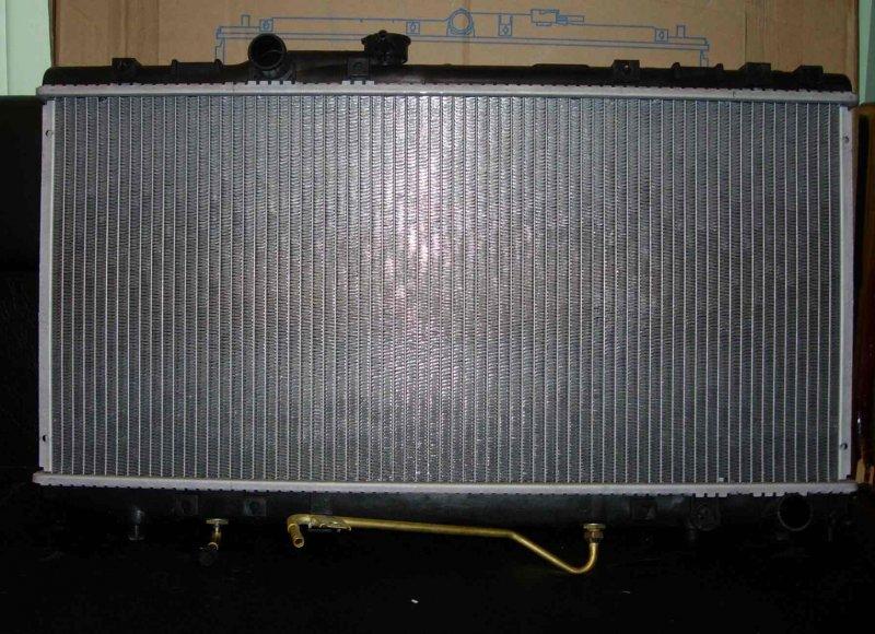 Радиатор основной Toyota Carina Ed ST-180 89