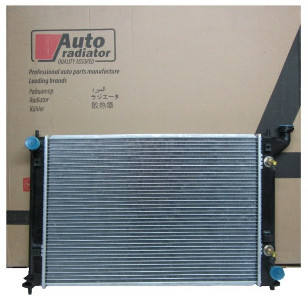 Радиатор кондиционера Toyota Premio NZT240 01