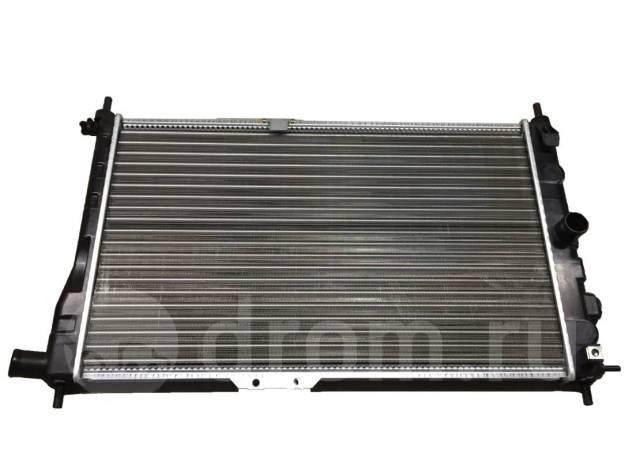 Радиатор основной Daewoo Nexia