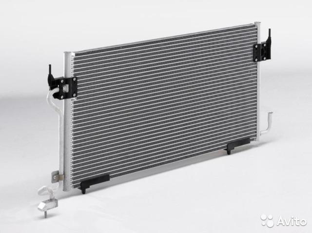 Радиатор кондиционера Daewoo Nexia 08