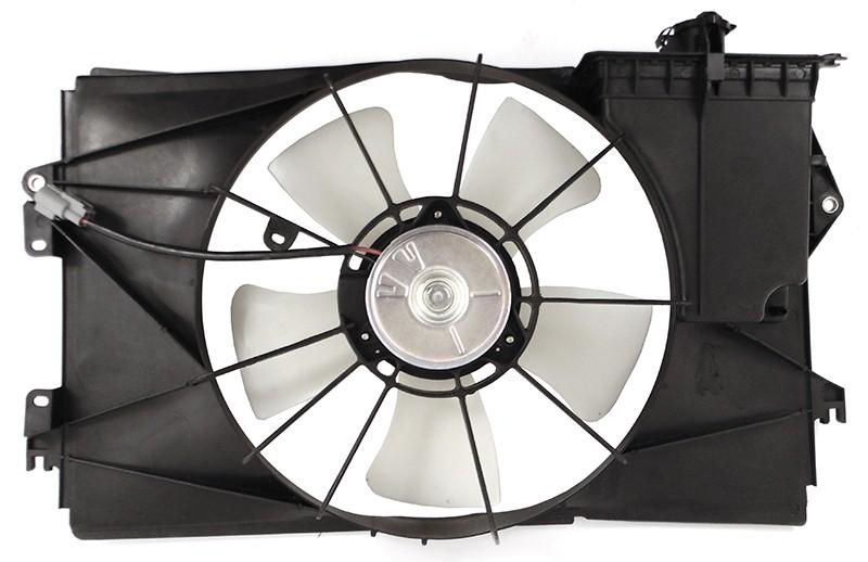 Диффузор радиатора Toyota Corolla 120 00