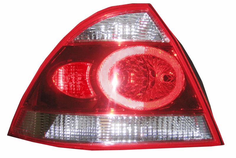Стоп-сигнал Nissan Almera Classic 06 левый
