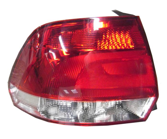 Стоп-сигнал Volkswagen Polo 4D 10 левый