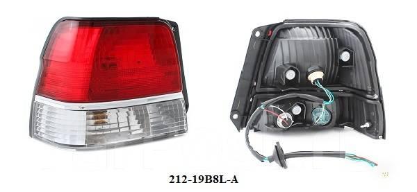 Стоп-сигнал Toyota Tercel EL53 98 левый