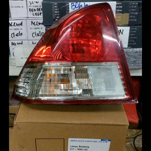 Стоп-сигнал Honda Civic Ferio ET2 03 левый