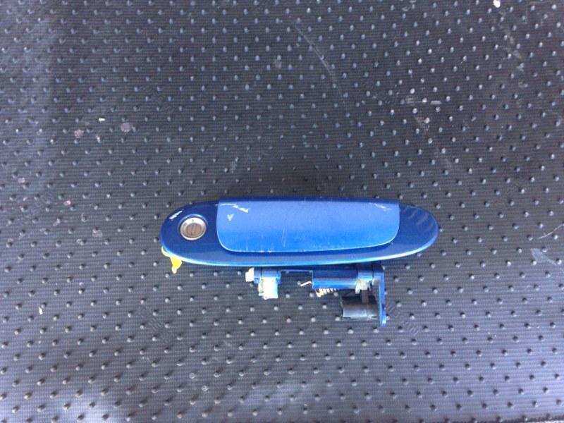 Ручка двери Toyota Echo NCP10 передняя левая