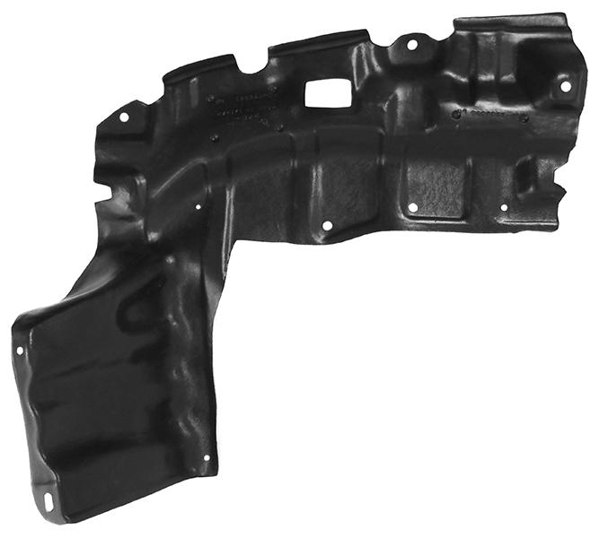 Защита двигателя Toyota Platz / Echo / Vitz / Yars / Ist / Fun Cargo / Will Vi / Raum / Sienta правая