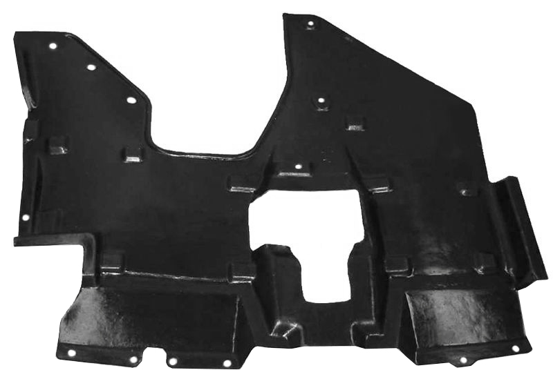 Защита двигателя Mitsubishi Galant EA1A 96