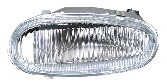 Туманка Chevrolet Lanos 97 левая