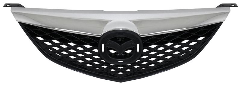 Решетка радиатора Mazda 6 GG3P 4D 03