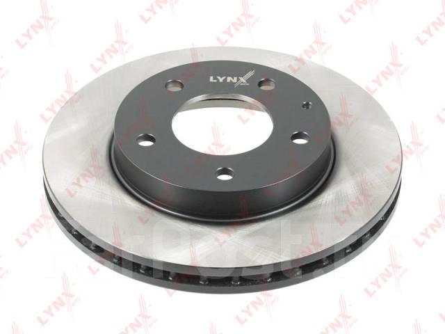 Тормозной диск Mazda Premacy передний