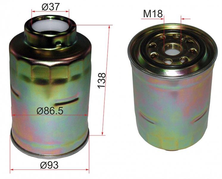Топливный фильтр Toyota 4Runner