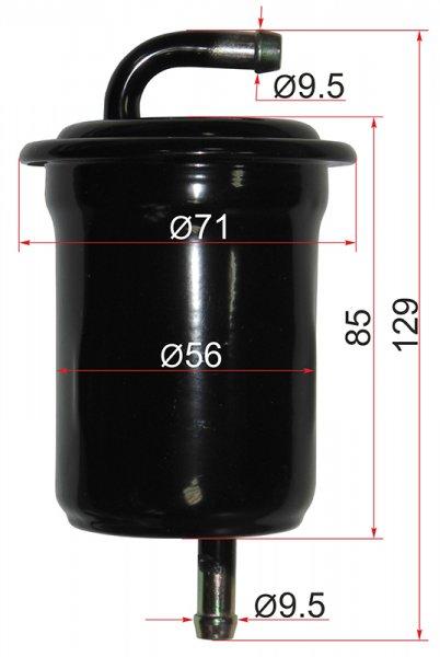 Топливный фильтр Suzuki Grand Vitara 98