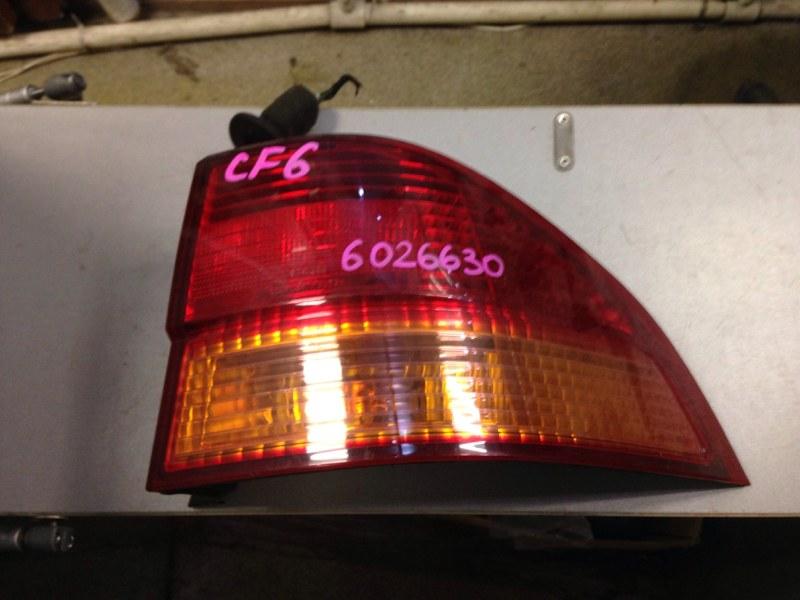 Стоп-сигнал Honda Accord CF6 правый