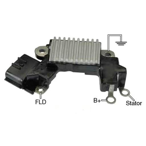 Регулятор напряжения генератора Nissan Cefiro VQ20