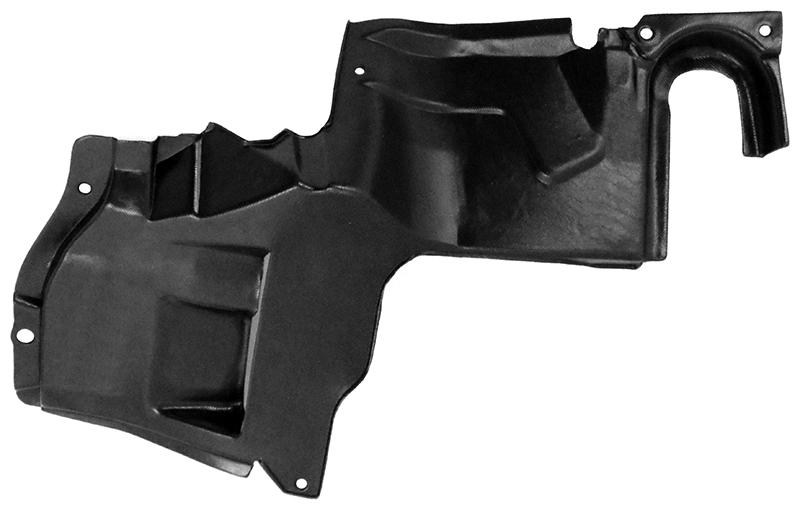 Защита двигателя Mazda Capella GWEW левая