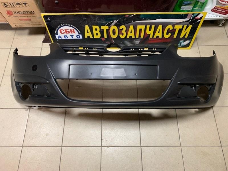 Бампер Opel Corsa D 06 передний