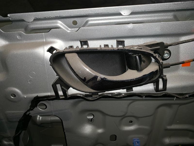 Ручка двери Nissan Sentra B17 12 задняя правая
