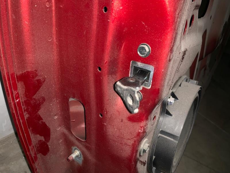 Ограничитель двери Nissan Sentra B17 12 передний правый