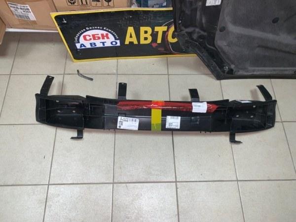 Усилитель заднего бампера Chevrolet Lacetti 04- 5D Hbk задний