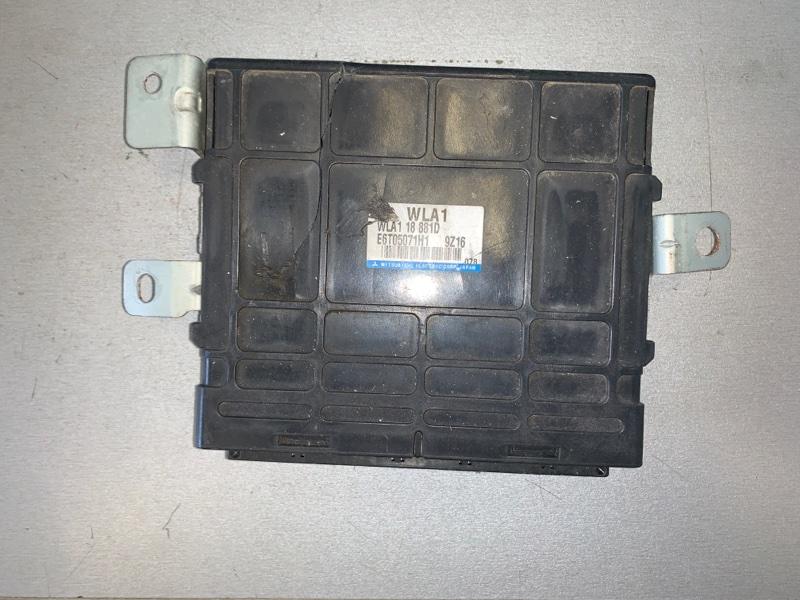 Блок управления efi Mazda Bongo Brawny SK54V WL