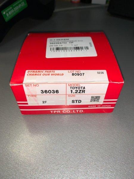 Кольца поршневые (комплект) Toyota Corolla 1ZR-FE