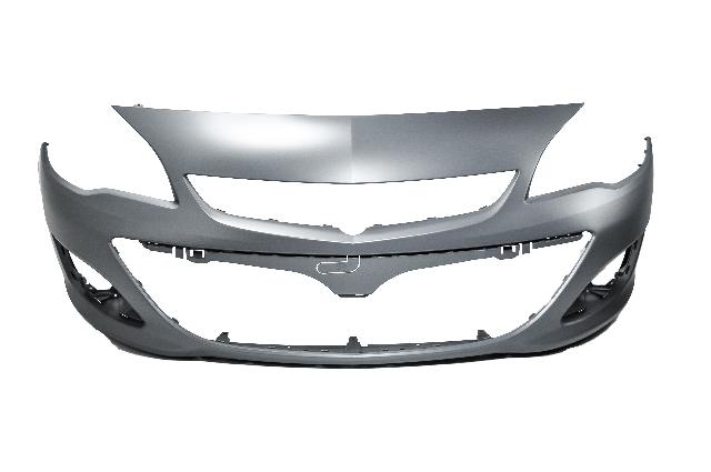 Бампер Opel Astra J 12 передний